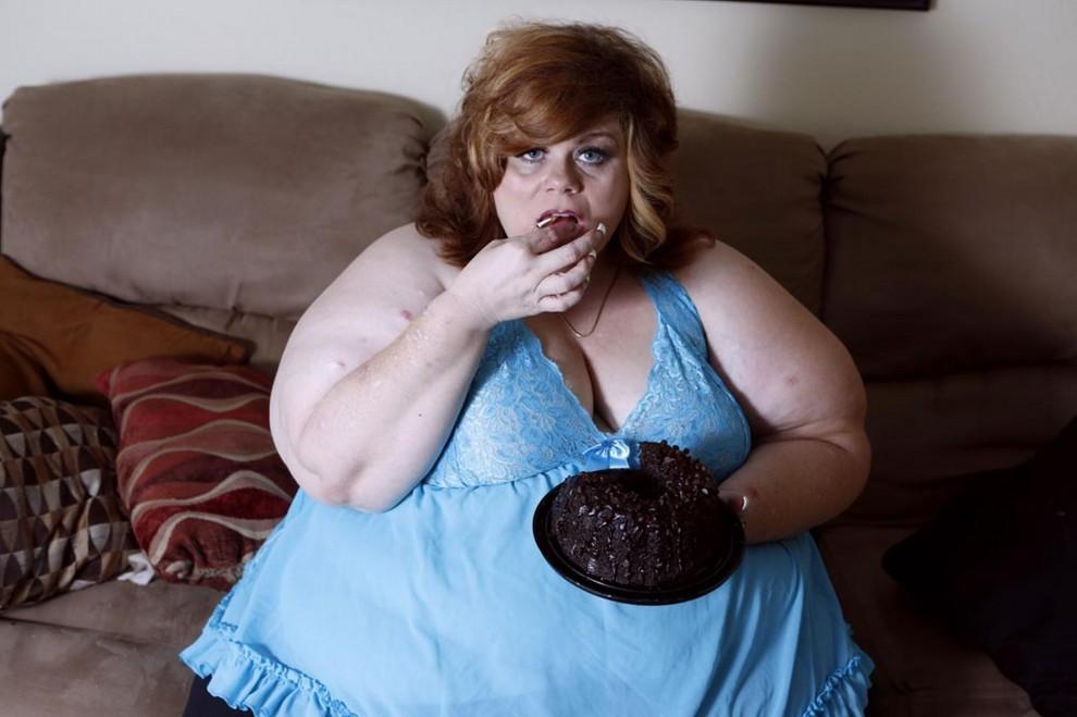 Жирных толстух фото